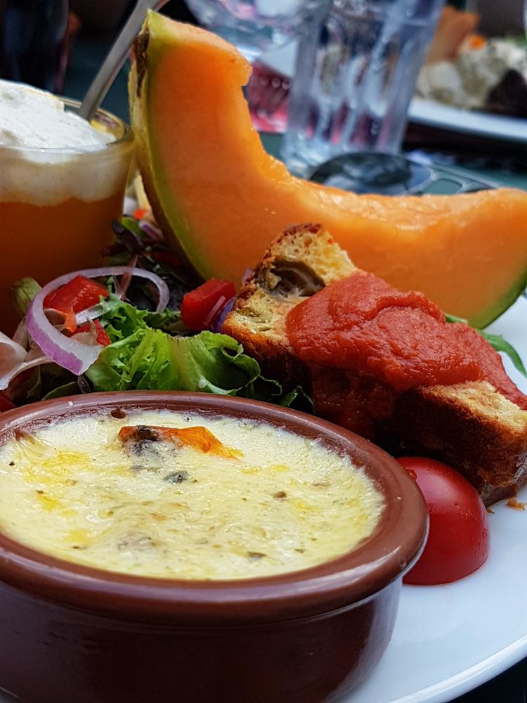 Avignonissa maistuivat Provencen maut