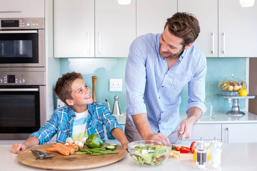 hyvää kotiruokaa lapselle